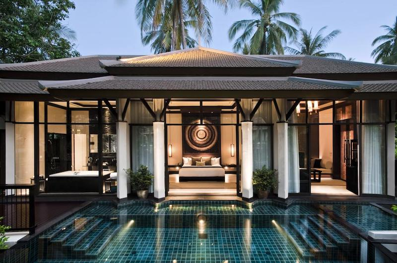 Hotel di lusso in Thailandia