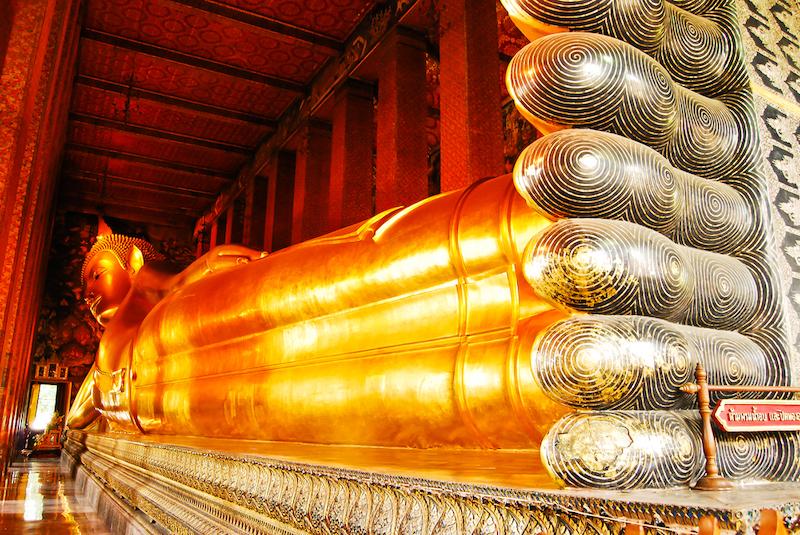 Tempio Wat Pho, Thailandia