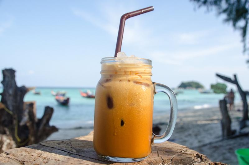 Bevanda tipica Thailandese
