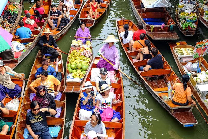 Visite guidate a Bangkok