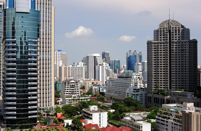 dormire a Bangkok