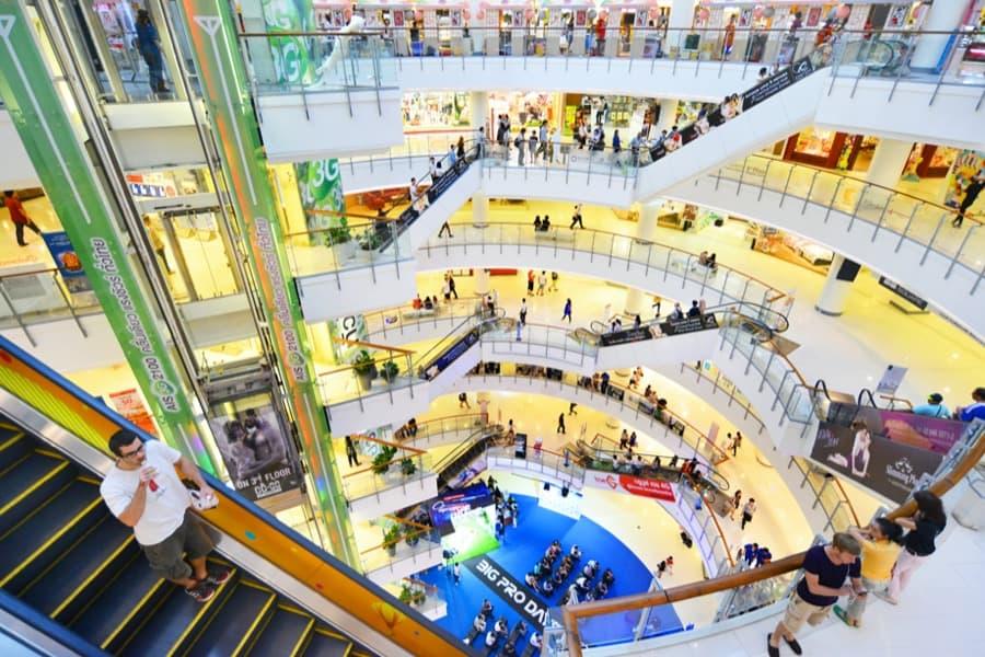 Centro commerciale Central World, Bangkok