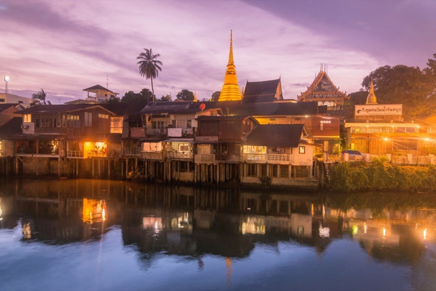 Chanthaburi, Thailandia