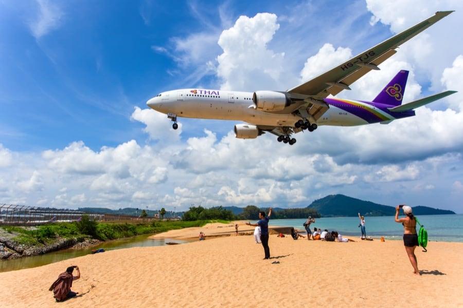 Mai Khao Beach, Isola di Phuket