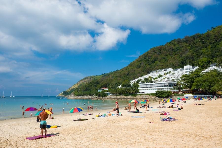 Nai Harn Beach, Isola di Phuket