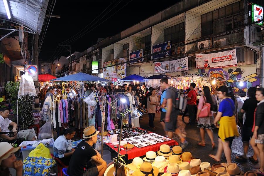 Saturday Night Market, Chiang Mai