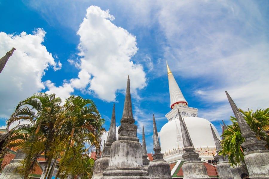 Wat Phra Mahathat, Thailandia