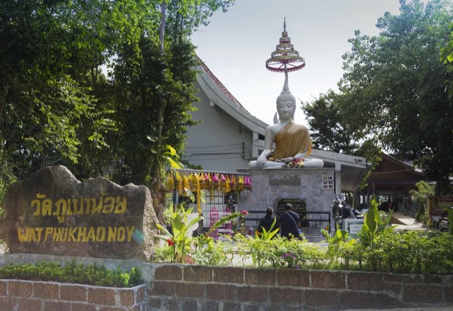 Wat Phu Kao Thong, Thailandia