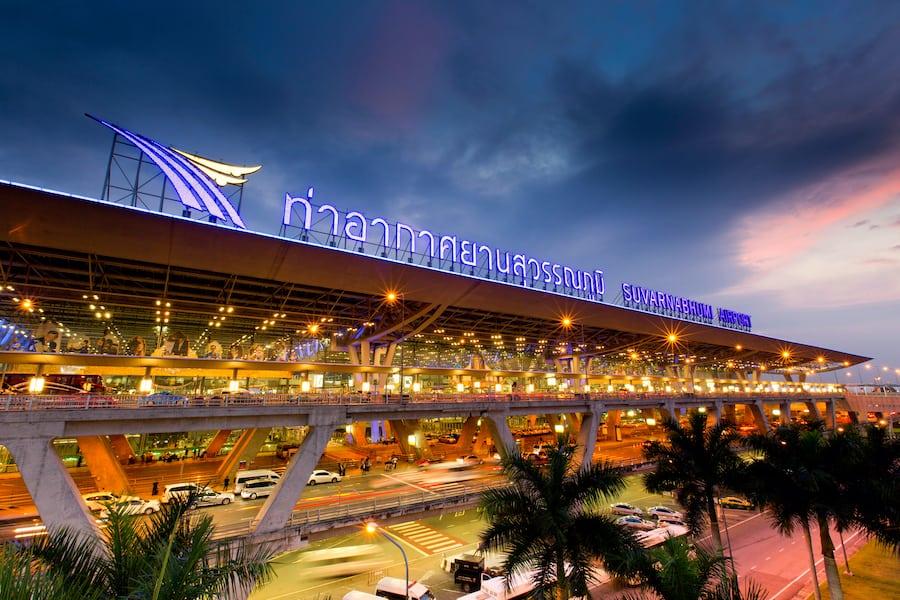 Aeroporti della Thailandia