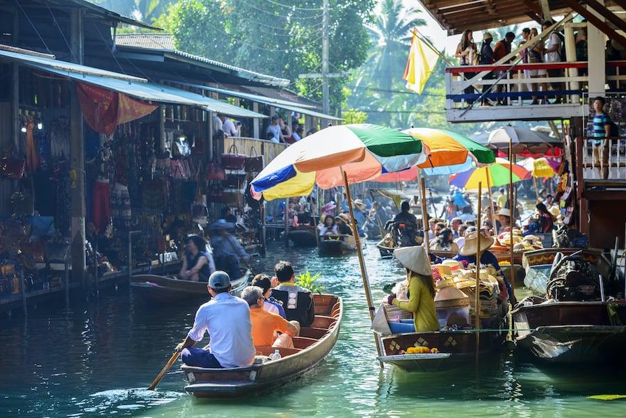 Assicurazione Sanitaria per un viaggio in Thailandia