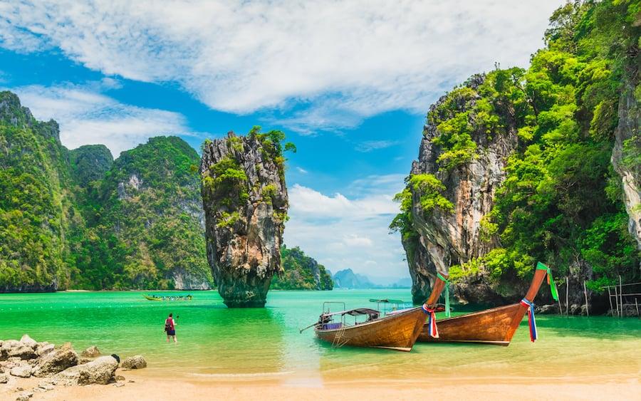 Dove si trova la Thailandia