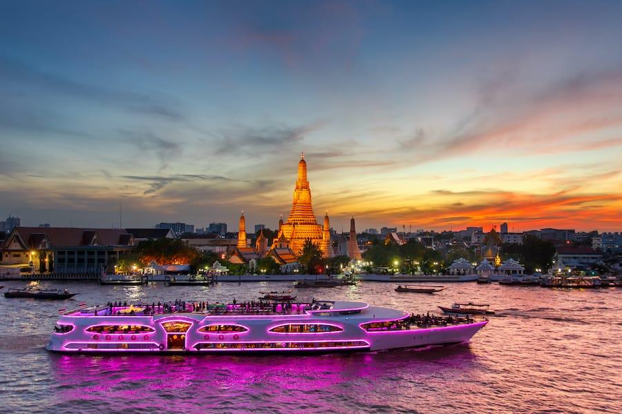 Fuso orario Italia - Thailandia: quante ore