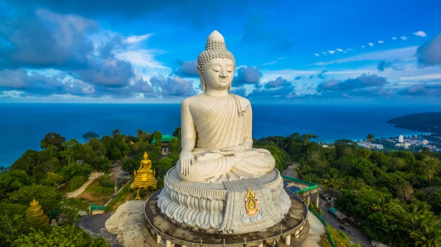 Il Grande Buddha, Phuket