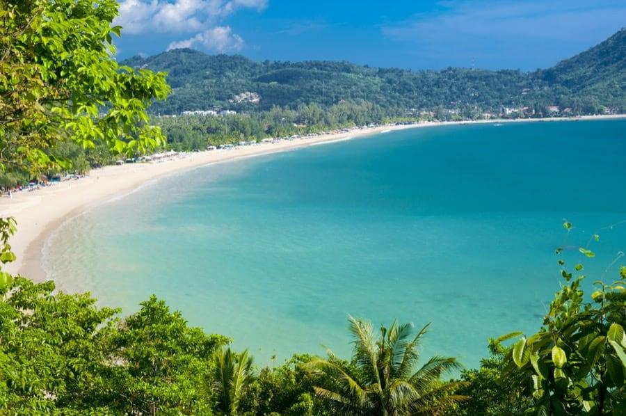 Kamala Beach, Isola di Phuket