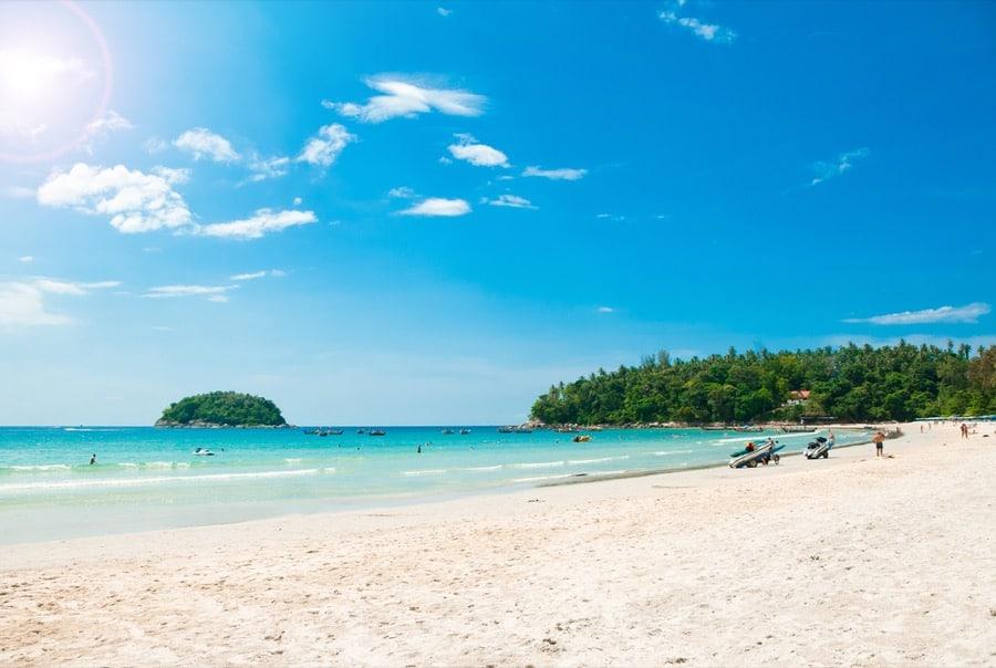 Karon Beach, Isola di Phuket