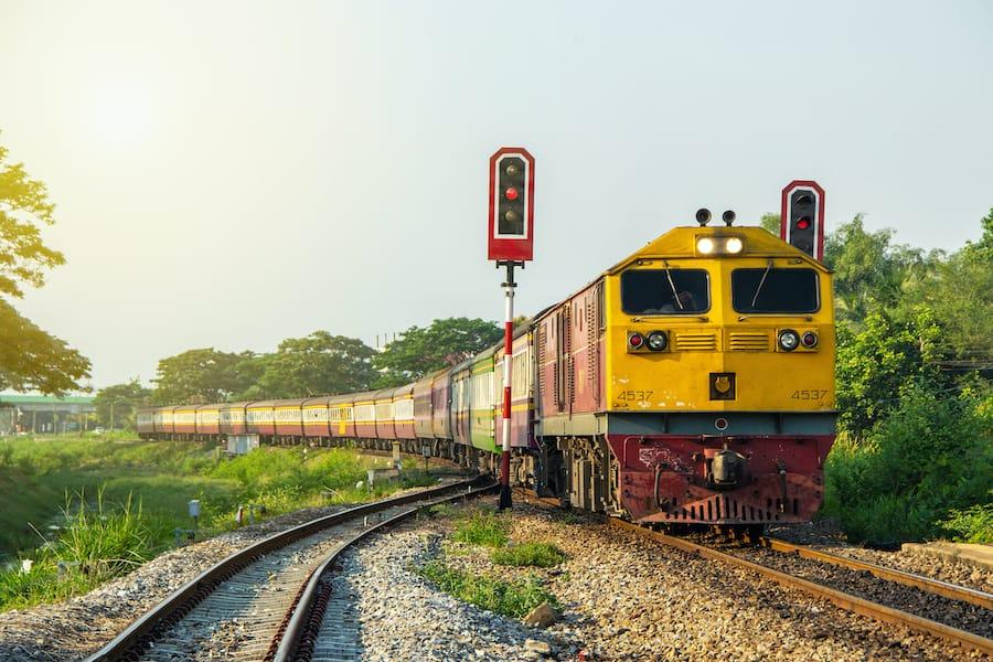 Mezzi di trasporto in Thailandia