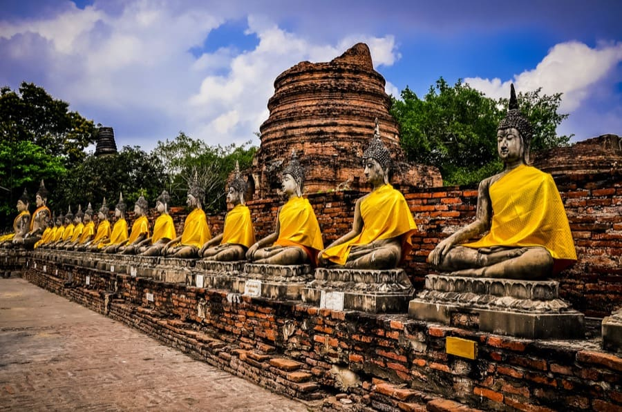 Parco storico di Ayutthaya