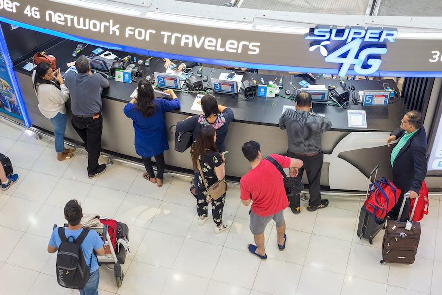 Sim Thailandia: come telefonare e navigare