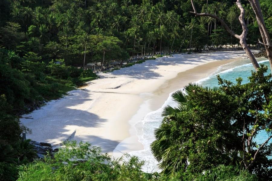 Freedom Beach, Patong, Isola di Phuket