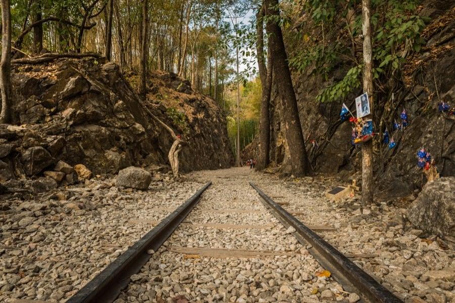 Hellfire Pass, Kanchanaburi