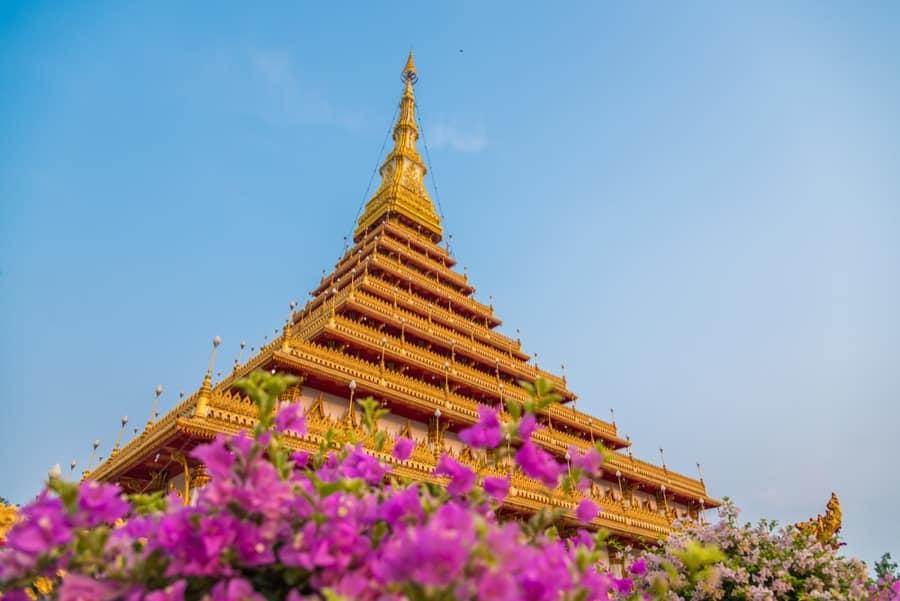 Wat Nong Wang Khon Kaen