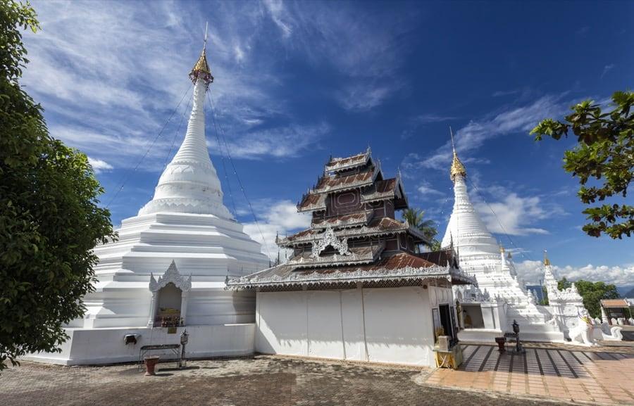 Wat Phrathat Doi Kong Mu, Mae Hong Son