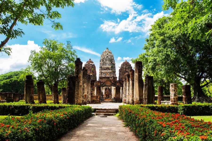 Wat Si Sawai, Sukhothai