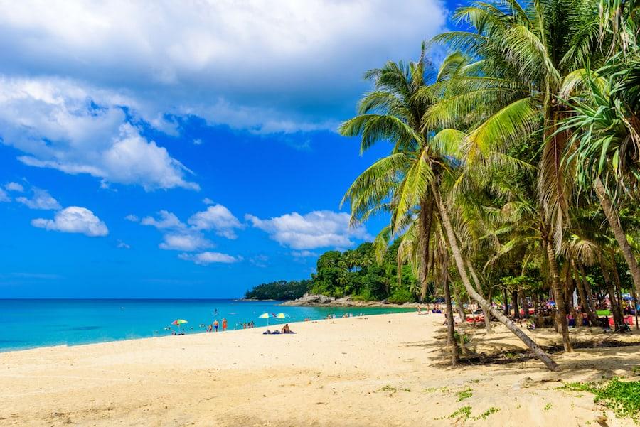 Dove dormire a Surin Beach, Isola di Phuket