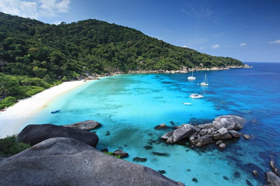 Similan Islands, Thailandia