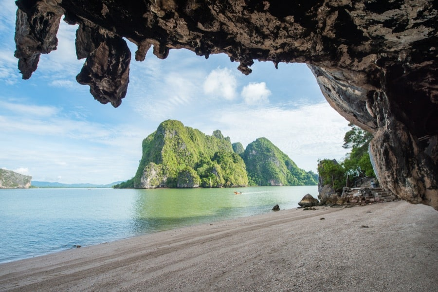 Le migliori spiagge di James Bond Island