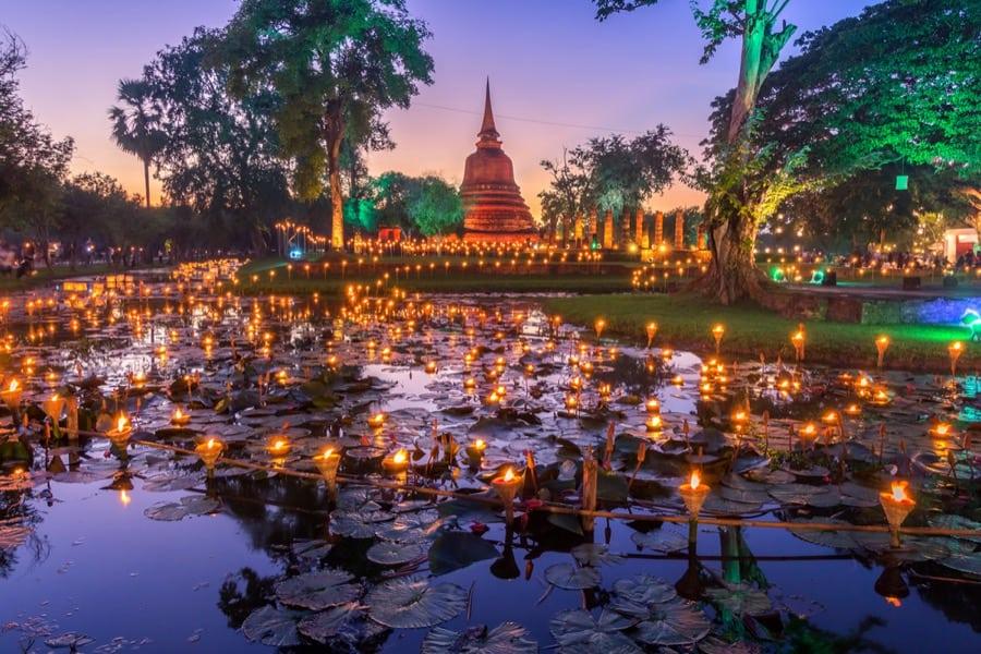 Sukhothai: cosa vedere e come arrivare