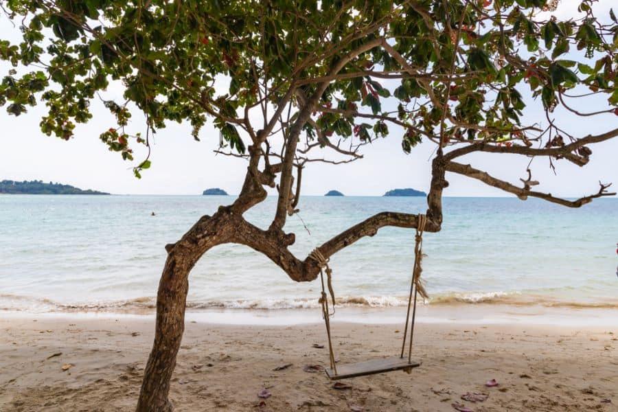 La spiaggi di Kai Bae Beach, Koh Chang