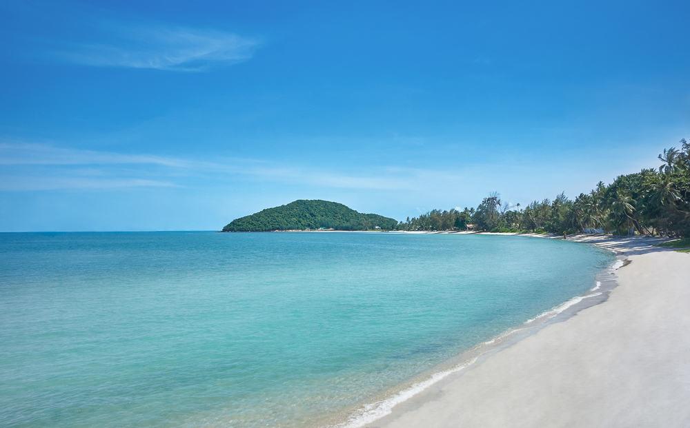 La spiaggia di Lipa Noi Beach, Koh Samui