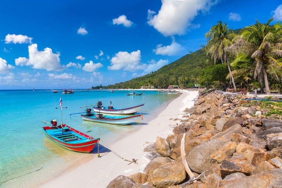 L'isola di Koh Phangan: cosa vedere e come arrivare